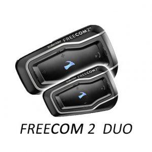 Intercomunicador CARDO Scala Rider FreeCom 2 Duo