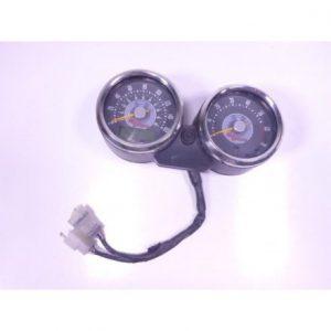 Medidor de velocidad de clúster Royal Enfield GT Gauge MPH RPM
