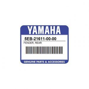 GUADABARROS TRASERO YAMAHA R6 AÑO19 99 AL 2000