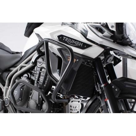 PROTECTOR SW-MOTECH LATERALES DE MOTOR TIGER 1200/EXPLORER (15-)